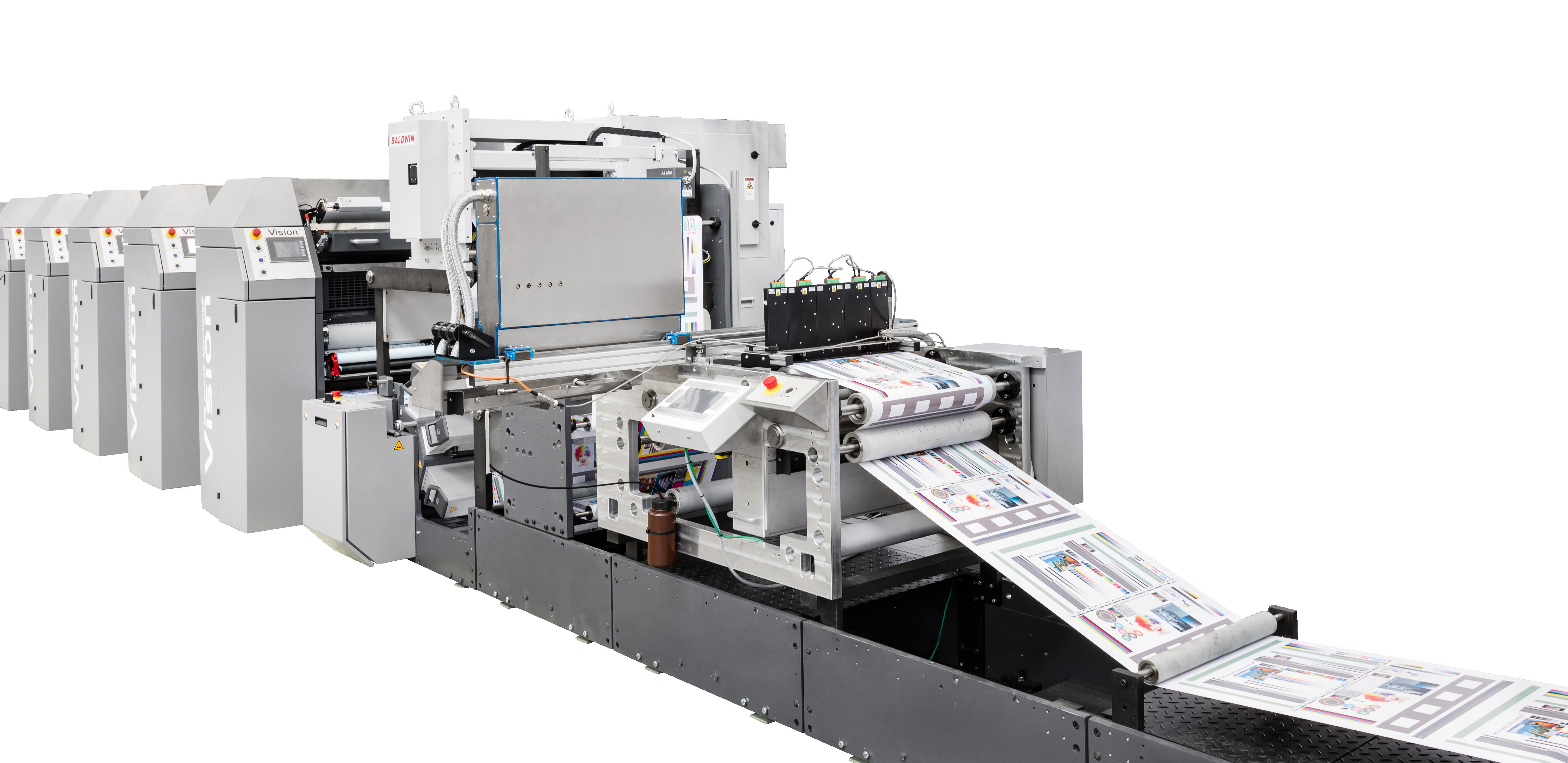 Latest developments in hybrid web offset printing from DG press