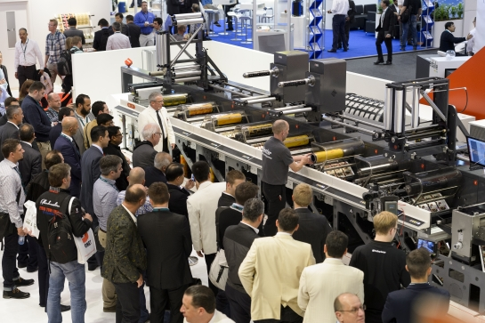 Welcome to Labelexpo Europe 2019